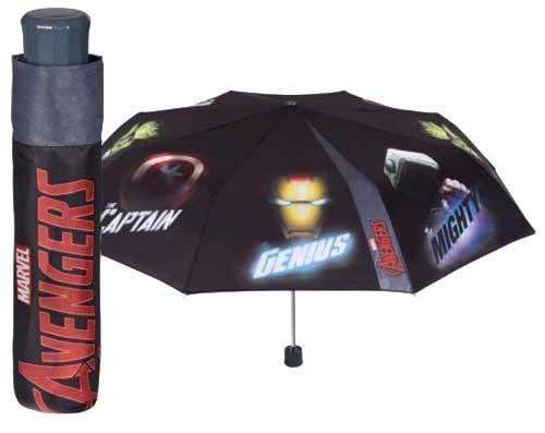 Deštník Avengers skládací