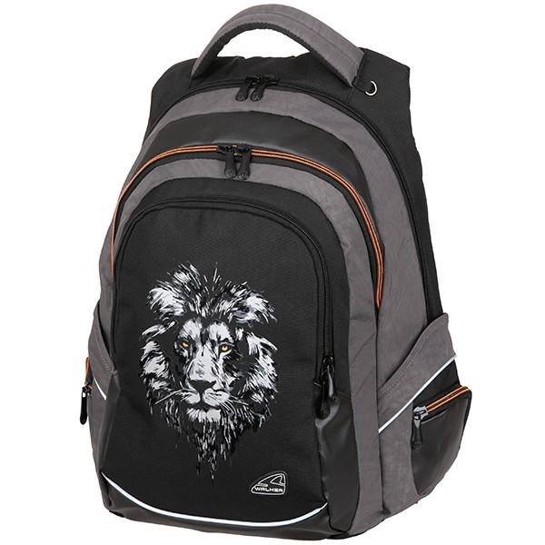 d4328cfaa6c Školní batoh Walker FAME Lion Black