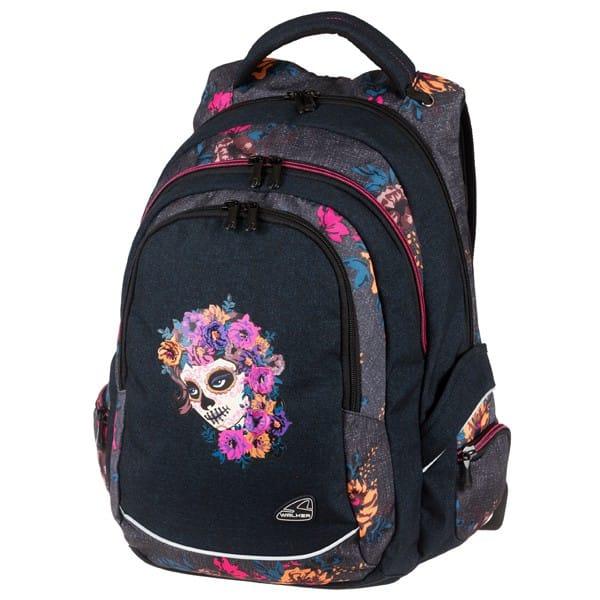 Školní batoh Walker FAME Dia de Muertos