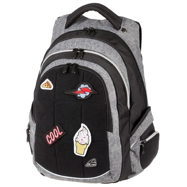Školní batoh Walker FAME Shift Grey