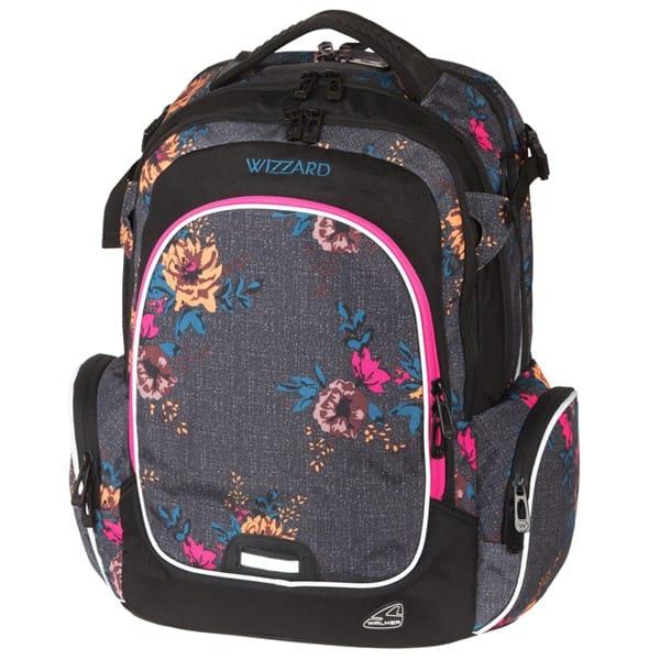 Studentský batoh Walker Wizzard Flower