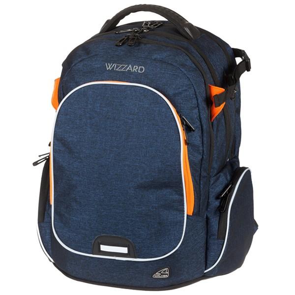 be2394b46bf Studentský batoh Walker Wizzard Blue