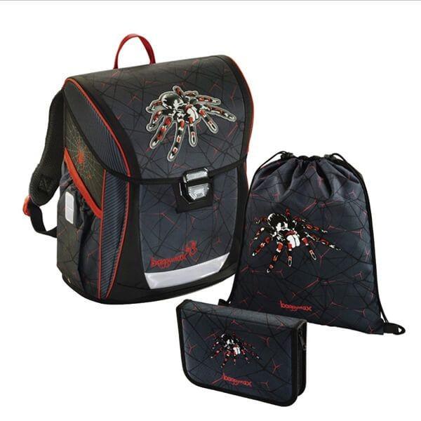Školní batoh Baggymax Fabby Pavouk SET