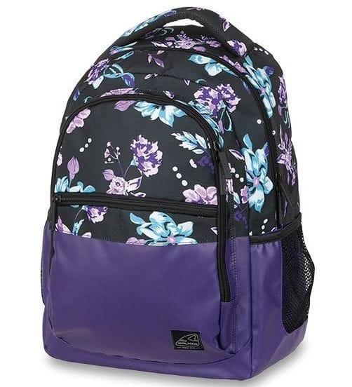 cc958494159 Batoh Walker CLASSIC Flower Violet