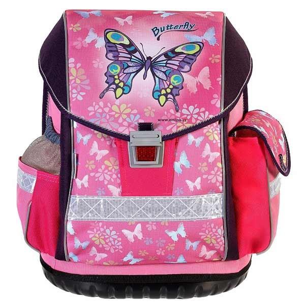 Školní aktovka Emipo Ergo Two Butterfly 187023d62a