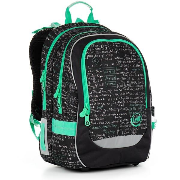 Dětské školní batohy pro první stupeň Topgal  8b9e00caa7