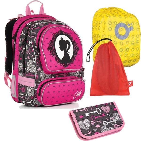Školní batoh Topgal CHI 875 H SET LARGE a dopravné zdarma 4cf164e9b9