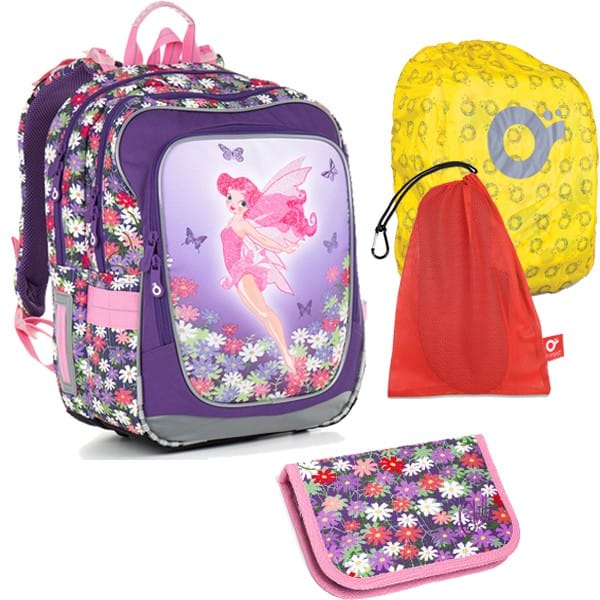 Školní batoh Topgal CHI 879 I SET LARGE a dopravné zdarma 4be01aca7f