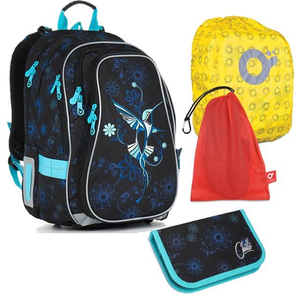 Školní batoh Topgal CHI 882 A SET LARGE a dopravné zdarma 92c9928035