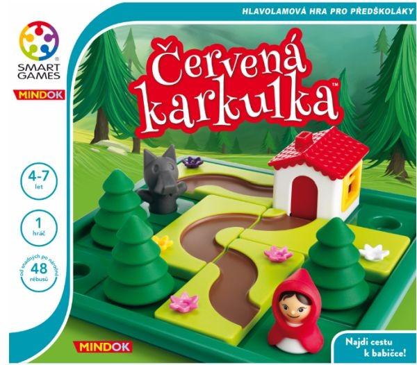 Smart Games Červená Karkulka dětský hlavolam