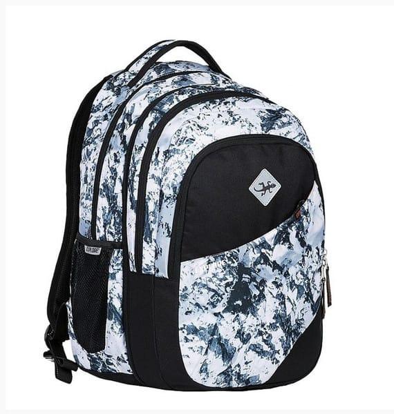 bff9260e74 Školní batoh EXPLORE DANIEL Snow 2 v 1 a doprava zdarma