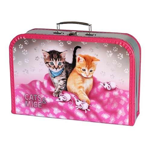 EMIPO Cats & Mice dětský kufřík