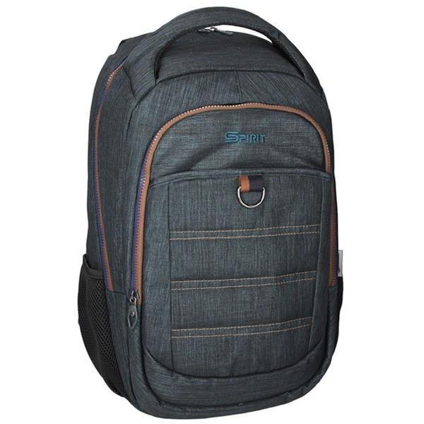 Spirit skolni batoh denim levně  665be3e6b0