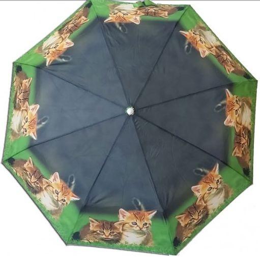 Deštník koťata skládací