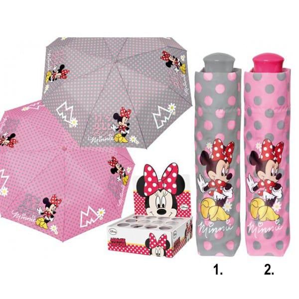 Deštník Minnie puntík