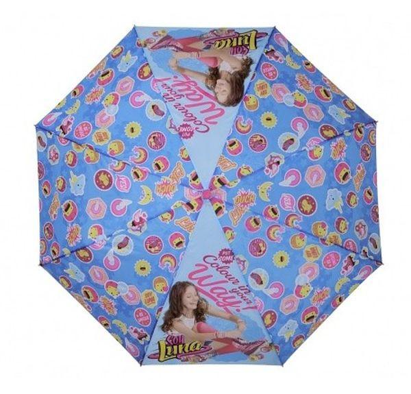 Deštník Soy Luna skládací modrý