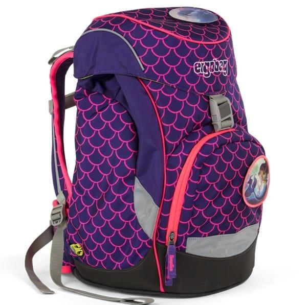 Školní batoh Ergobag prime Fluo růžový a doprava zdarma