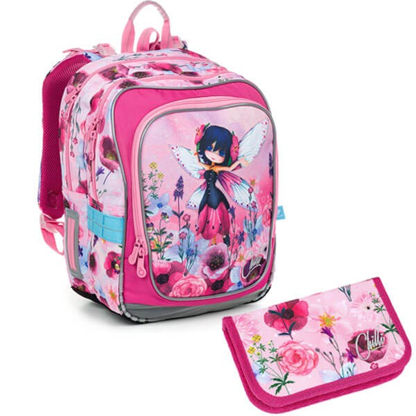 Školní batoh Topgal ENDY 19003 G SET SMALL + doprava ZDARMA 39ec5a1dfc
