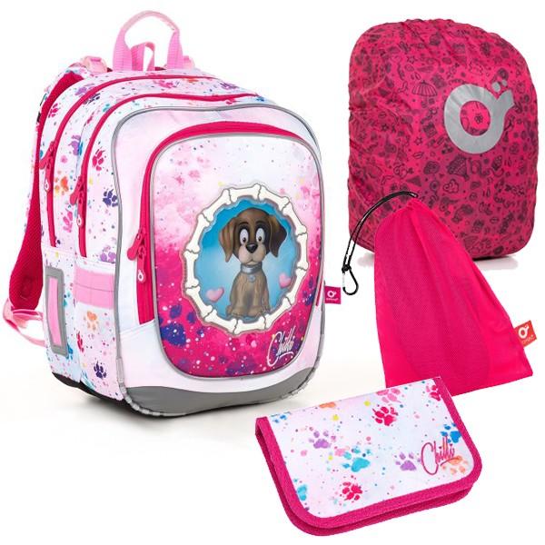 Školní batoh Topgal ENDY 18017 G SET LARGE a doprava zdarma 928f421cfe