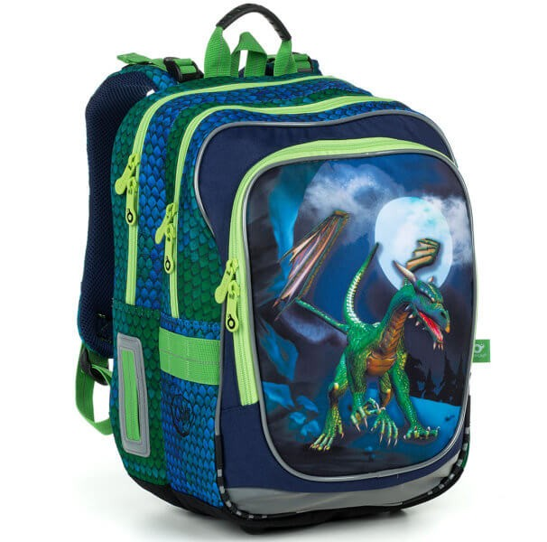 Školní batoh Topgal ENDY 19013 B a doprava zdarma 4026a818a9