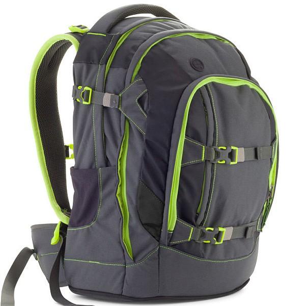 Školní batoh Satch Phantom 2018 Školní batoh vhodný pro děti na druhém stupni
