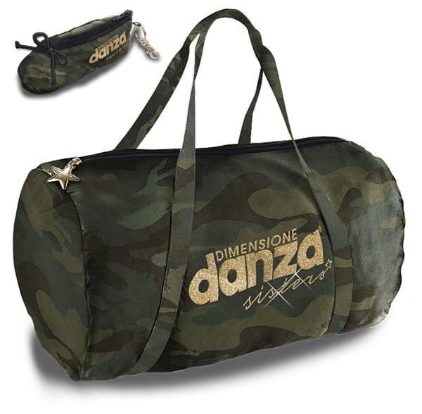 Skládací fitness taška GOLD 4c6583a5e4
