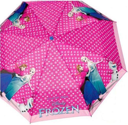 Deštník Ledové království skládací II.