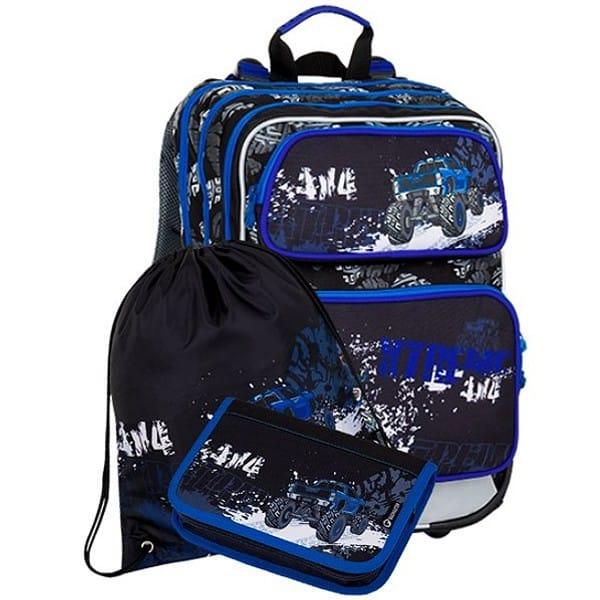 Bagmaster Školní batoh pro prvňáčka set GALAXY 8 C 7da70ef530
