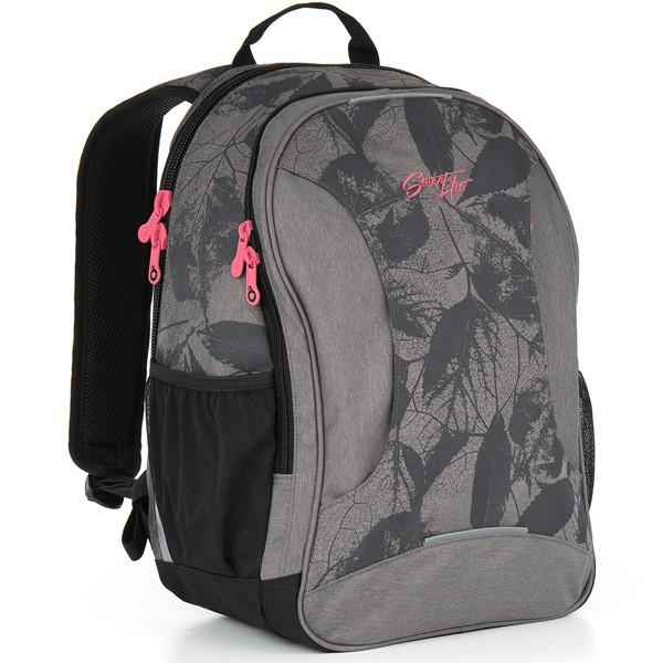 Studentský batoh Topgal HIT 892 C Grey 88bbef31d5
