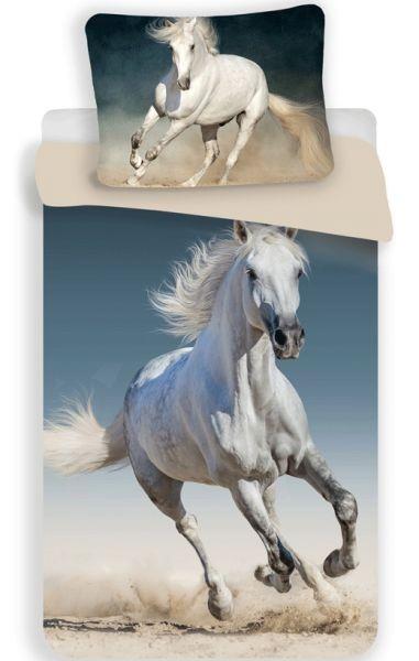 Povlečení fototisk Kůň 3