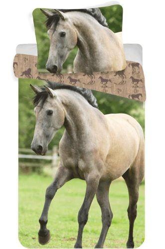Povlečení fototisk Kůň Western