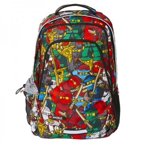 93937f8bf3f Školní batoh LEGO Ninjago Comic ZERO