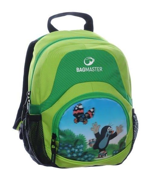 f94b14d1ad6 Dětský batoh Krteček zelený SP 0314 A