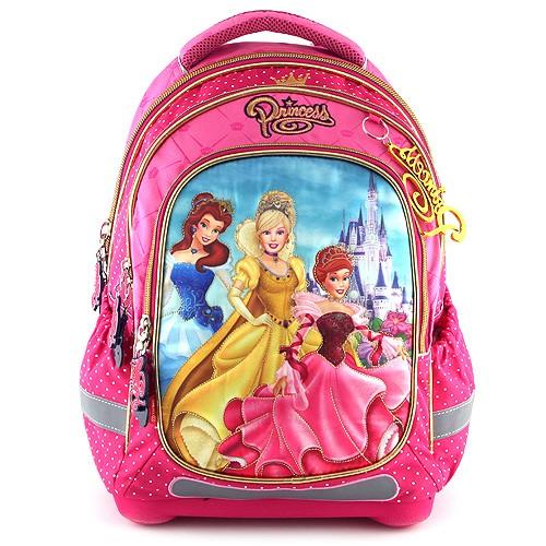 Školní batoh Princess  270ca7dc79