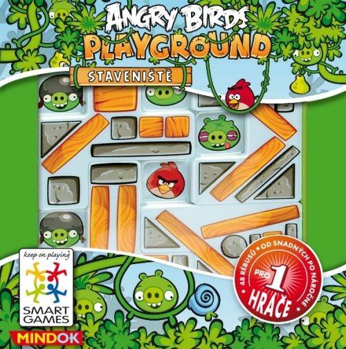 Smart Angry Birds Staveniště