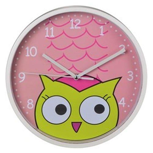 04653393c Hama Dětské nástěnné hodiny Sova