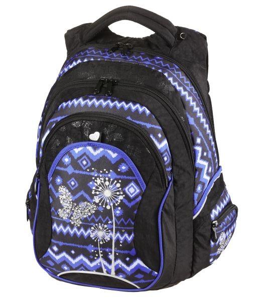 Školní batoh Walker Paradise modrá 437eb5de95