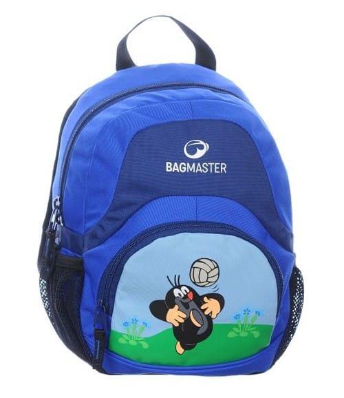 5d8f81e0568 Dětský batoh Krteček modrý SP 0114 A