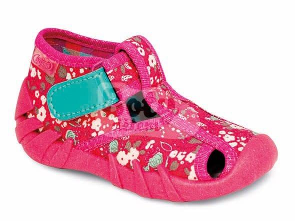 Dětské bačkůrky a papuče Befado 6d8153b2a4