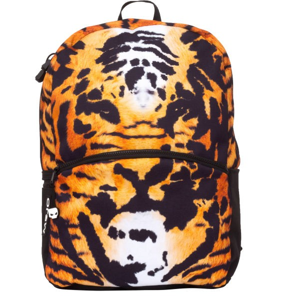 Batoh MOJO Tiger Collage
