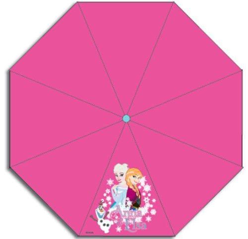 Deštník Ledové království skládací