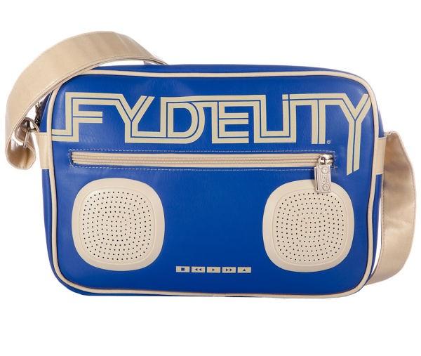 Taška přes rameno Fydelity JAMBOX Blue