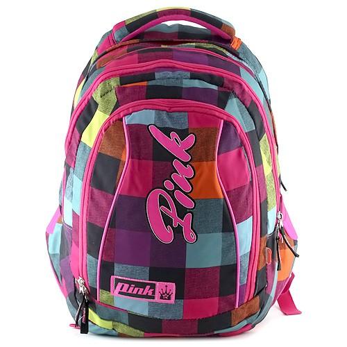 Školní batoh Pink 2v1  d634babd5e