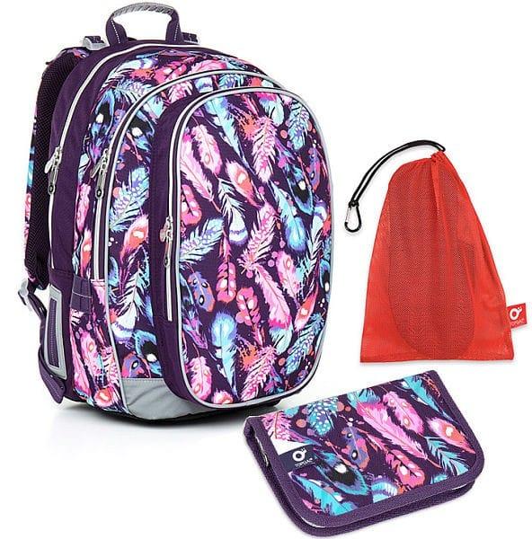 12c90b2cfe9 Školní batoh Topgal CHI 796 H SET MEDIUM