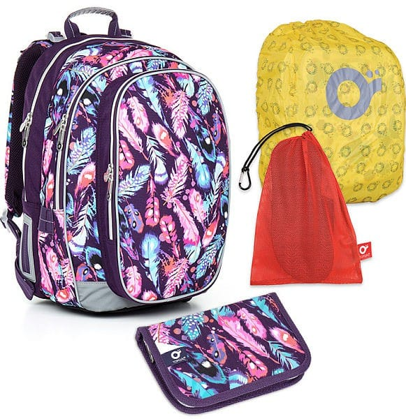 Školní batoh Topgal CHI 796 H SET LARGE a dopravné ZDARMA ... 3159655f90