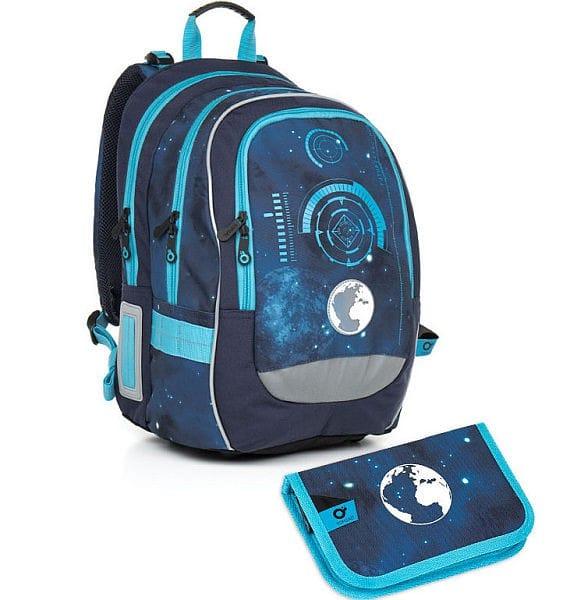 Školní batoh Topgal CHI 799 D SET SMALL