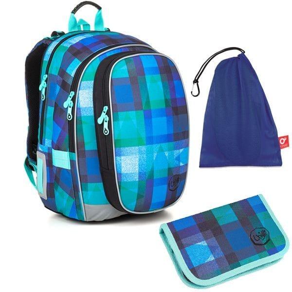 Školní batoh TOPGAL MIRA 18014 B SET MEDIUM