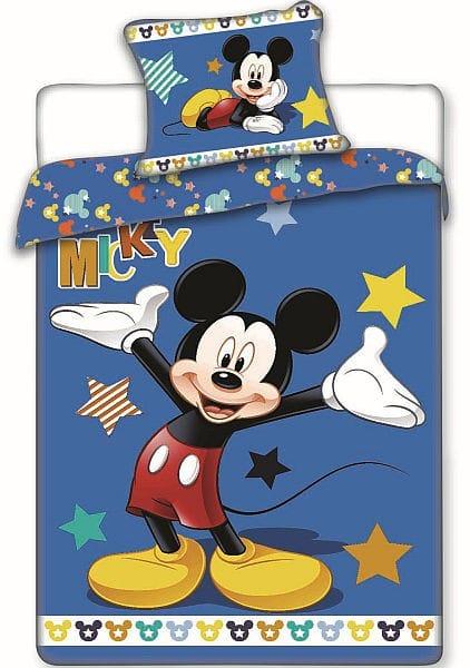 Povlečení Mickey blue