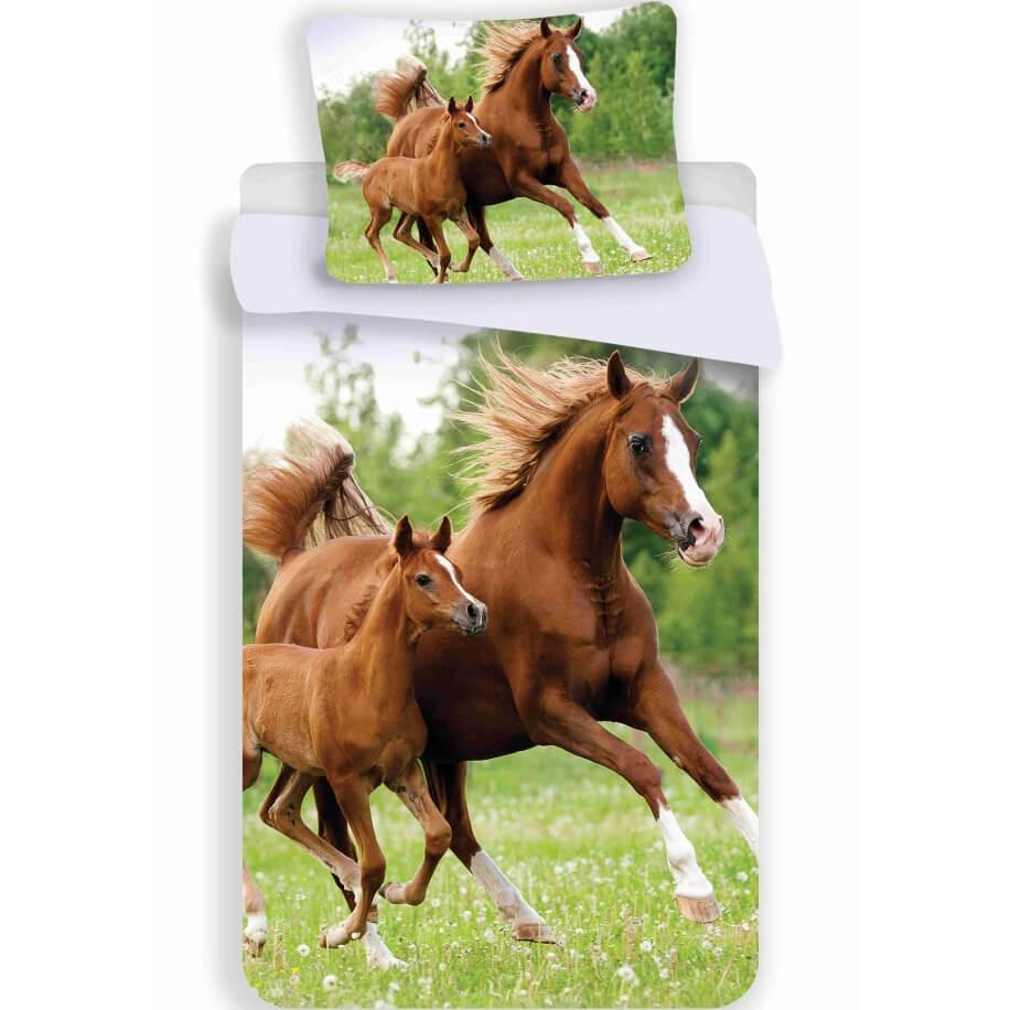 Povlečení fototisk Horse
