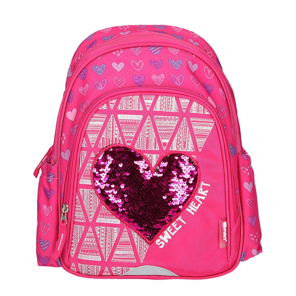 0e2201cc81 Dětský batoh Spirit Red Heart